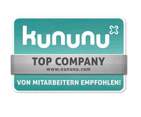 Auszeichnungen von Kununu