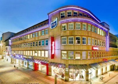 Hamborner REIT AG Dortmund Geschäftshaus