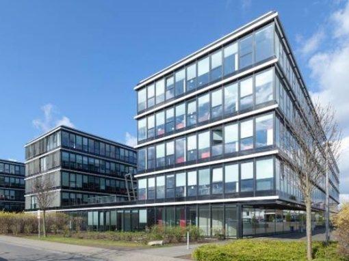 Hamborner REIT AG Köln Büroobjekt