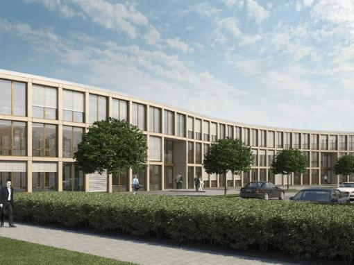 Referenz Facility Management – Hamborner REIT AG Büroobjekt